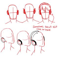 5* Art references and Resources, Hi~ I was in the middle of browsing you helpfulthings stuffs and wondering if you have some tips about headphones and earphones^^ Thanks a bunch in advance if you are willing to do one ^^
