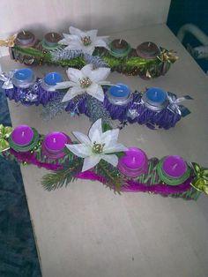 Art N Craft, Paper Basket, Basket Weaving, Hanukkah, Advent, Wicker, Centerpieces, Paper Crafts, Wreaths