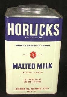 "Horlicks goodness. from The Public ""I"": 9/26/10 - 10/3/10"