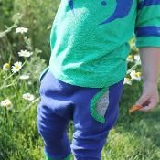 Peekaboopocket Pants PDF pattern