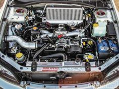 2004 Subaru Baja XT | Doing Work