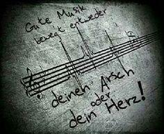 Gute Musik.