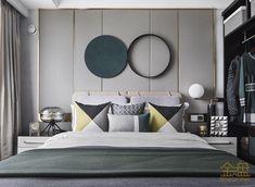 Bedroom Bed, Bedroom Decor, Master Room, Bed Design, Kids Bunk Beds, Modern Interior Design, Furniture, Home Decor, Photoshop