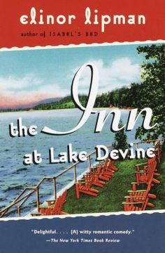 The Inn at Lake Devine by Elinor Lipman - When her mother receives a notice about a Vermont inn that caters especially to non-Jewish guests, Natalie Marx becomes obsessed with the once-restricted, family-owned resort and wangles an invitation to join a friend on a vacation there. Recommended by: Rosemarie Germaine, Senior Library Clerk/