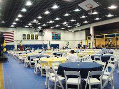 こちらは体育館の様子です。この日はイベントがあった様です。ペース大学の詳しい情報はこちらから! http://www.ilisny.com/paceuniversity