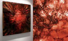 Artwork by Jordan Eagles Eagles, Jordans, Tapestry, Earth, Paintings, Artwork, Nature, Decor, Hanging Tapestry