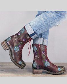 Love Love Love! Brako boots bordeaux