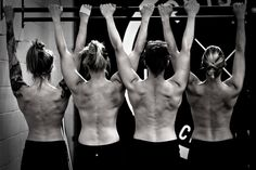 CrossFit Women - I love this photo!