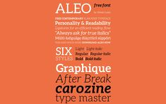 25 Fonts That Makes Your Design Looks Amazing