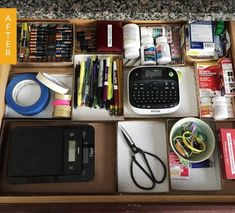 Before & After: How I Transformed My Junk Drawer Without Buying a Single Organizer — Kitchen Organization