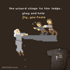 Community Post: 33 Hobbit And Lord Of The Rings T-Shirts