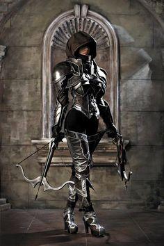 Tasha Cosplay Diablo 3 - http://www.facebook.com/tasha.cosplay.ar - http://www.facebook.com/media/set/?set=a.383208761729475.107426.202456789804674=3