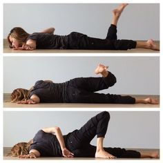 a yin yoga practice for the spine