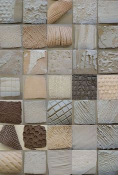 Awesome Tile Texture Ideas For Your Wall And Floor – Kawaii Interior Clay Tiles, Ceramic Clay, Porcelain Ceramics, Mosaic Tiles, Ceramic Tile Art, Ceramic Texture, Clay Texture, Tiles Texture, Tadelakt
