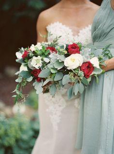 Floral Design: Mum's Flowers - http://www.stylemepretty.com/portfolio/mums-flowers Wedding Dress: Inez De Santo - http://www.stylemepretty.com/portfolio/inez-de-santo Photography: Jeremiah and Rachel Photography - http://www.stylemepretty.com/portfolio/jeremiah-and-rachel-photography   Read More on SMP: http://www.stylemepretty.com/2015/09/08/romantic-elegant-lakeside-montana-wedding/