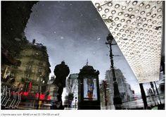 Photos : Paris sublimé par la pluie