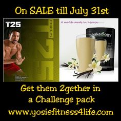 Match made in heaven get yours today introductory price $180 will be $205 comes with a 30 day money back guarantee www.yosiefitness4life.com msg me for challenge group info starting mid July yosie_0721@yahoo.com