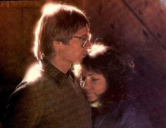 John and Annie Denver. Picture inside the Seasons of the Heart album John Denver, Country Artists, Country Singers, Aspen, Denver Rocky Mountains, Seasons Of The Heart, Colorado, Sir Paul, Mountain High
