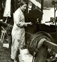 Kay Petre, Greatest female racecar driver of all time