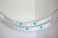 engagement party decorations  bridal shower by breelyseandco, $31.00