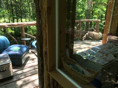 Dancing tree treehouse at the Hermitage. Come retreat in silence and solitude. Message me