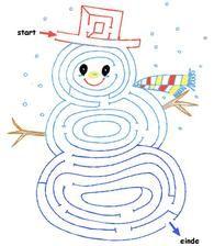 None Craft Activities For Kids, Winter Activities, Kindergarten Activities, Preschool, Winter Crafts For Kids, Winter Kids, Eskimo, Magic Squares, Winter Theme