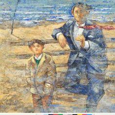Davanti al mare, a Livorno la personale di Talani