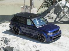 CDC Performance Range Rover Sport Nighthawk! #Range #Rover #Sport #Nighthawk #Autofaszination