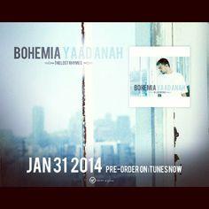 the punjabi rapper Bohemia The Punjabi Rapper, Itunes, Hip Hop, Music, Movie Posters, Bohemian, Musica, Musik, Hiphop