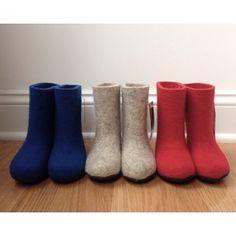 Image of Finnish Felt Snow Boots