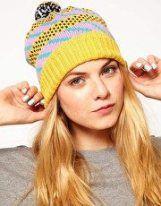 Modele caciuli tricotate sau crosetate pentru toamnă-iarnă