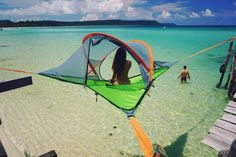 * Connect tree tent | Tentsile