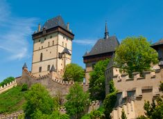 Karlstejn Castle, Czech Republic puzzle in Castles jigsaw puzzles on TheJigsawPuzzles.com. Play full screen, enjoy Puzzle of the Day and thousands more.