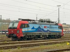 Swiss Railways, Electric Train, Trains, Train