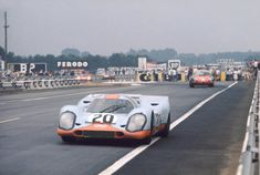 Steve McQueen: the man and Le Mans Sports Car Racing, Road Racing, Race Cars, Auto Racing, Porsche 911 Rsr, Brian Redman, Jochen Rindt, Course Automobile, Grand Prix
