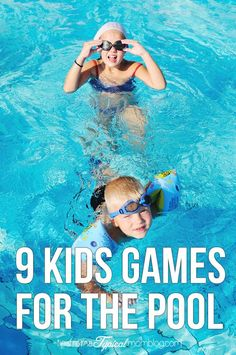 9 Games for Kids to