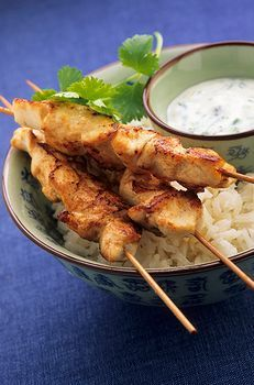 Looking for arabic food recipes and ideas explore the taste of arab looking for chicken kebabs with rice and yoghurt sauce recipe enjoy arabic food and learn how to make best chicken kebabs forumfinder Choice Image