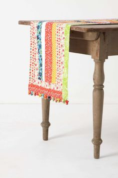 Quilting Circle Table Runner, £38 | Anthropologie.eu