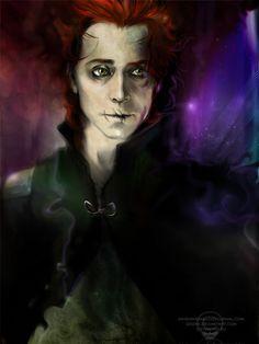 Loki the Norse God had is mouth sewn shut...sad stuff:'(