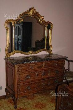 Armadio barocco piemontese | Arredamento Camera | Pinterest