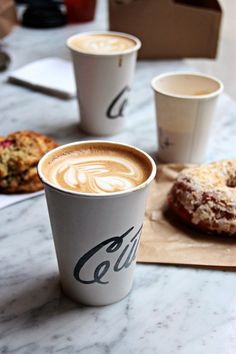 Grabbing a coffee on the go is standard practice for millions of Brits, but – with the average medium cappuccino or latte costing around – the cost can quickly add up. Coffee Talk, Coffee Break, Morning Coffee, Coffee Mornings, Coffee Latte, Espresso Coffee, Coffee Shop, Iced Coffee, Coffee Lovers