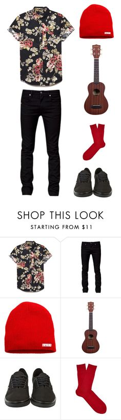 """idk I just really like tyler Joseph's style"" by lackingingrace ❤ liked on Polyvore featuring 21 Men, Tiger of Sweden, Neff, Vans, Falke, men's fashion and menswear"