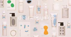 """dear mayukoは、頭からつま先までを""""素肌""""と考えます。多くのアイテムに、繭から生まれたピュアセリシン™を配合しています。"""