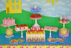 Peppa Pig Party by Brittany Schwaigert | Birthday Express