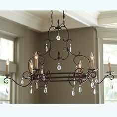 Chandeliers And Products On Pinterest