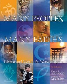 Many peoples, many faiths : women and men in the world religions / Robert S. Ellwood, Barbara A. McGraw.  Barbara McGraw is a professor in the School of Economics and Business Administration, as well as the Director of Center for Engaged Religious Pluralism.