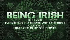 It really pisses me when certain people think their opinion is the only one that matters, i think , NOT! Irish Quotes, Irish Sayings, Irish American, American Women, American Art, American History, Irish Proverbs, Irish Eyes Are Smiling, Irish Pride