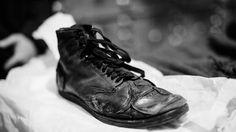 """chaplin-images-videos: """" Original shoe Charlie Chaplin - Chaplin's World Museum - Vevey """""""