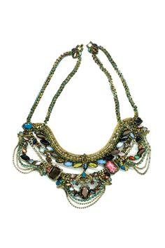 Erickson Beamon Jewelry | Erickson Beamon spring 2012 jewelry