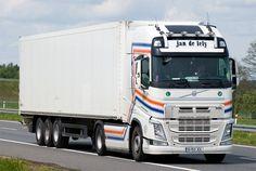 Jan de Lely Truck Paint, Volvo Trucks, Jaba, Vehicles, Self, Earn Money, Car, Vehicle, Tools